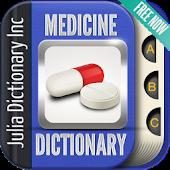 Medicine Dictionary APK for Blackberry