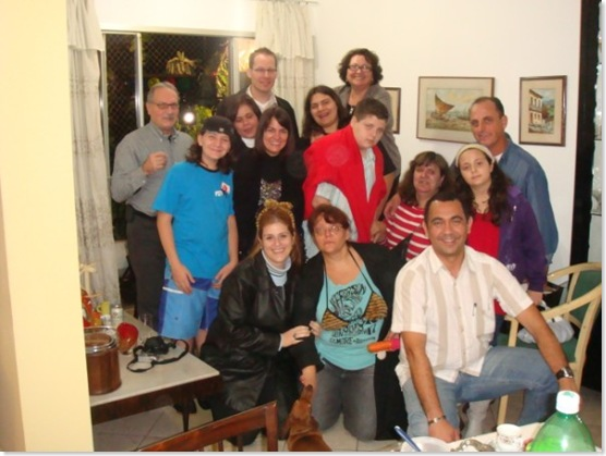 20080926 - Despedida da Célinha (Casa da Gina) 095