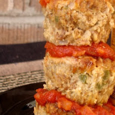 Cajun Mini Meatloaf