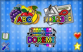 Screenshot of Kids ABC 123 Doremi