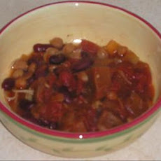 Eggplant and Tomato Stew in the Crock Pot