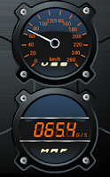 Screenshot of Cartrend OBDII
