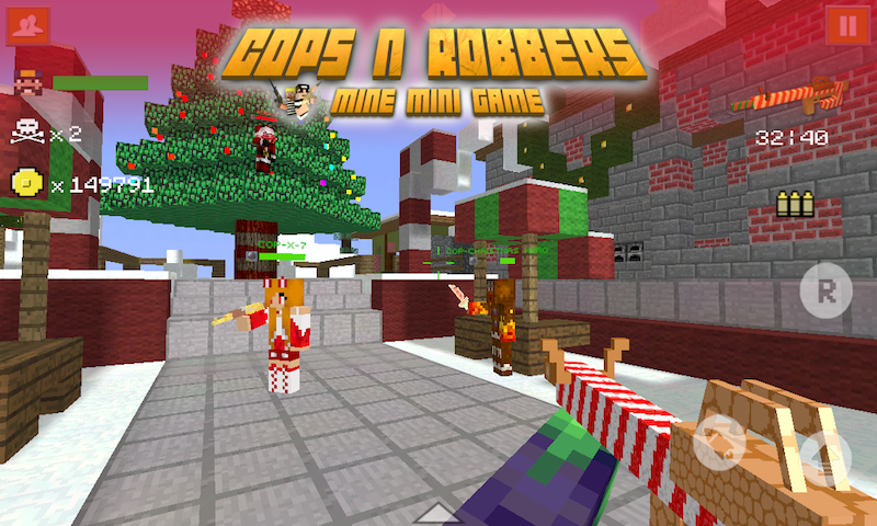 Cops N Robbers - FPS Screenshot 7