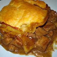 Steak and Kidney Pie With Guinness