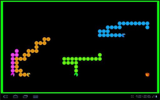 Caterpillar Game