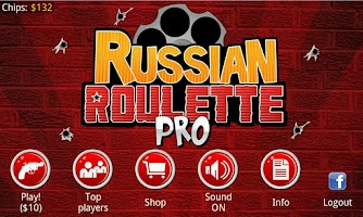 Screenshot of Russian Roulette Pro