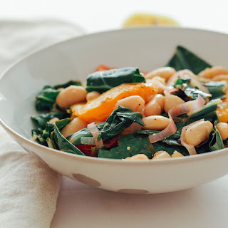 Collard Greens & Cannellini Beans