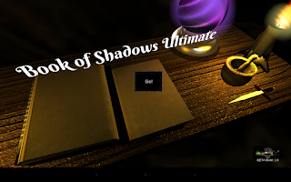 Screenshot of The Book of Shadows