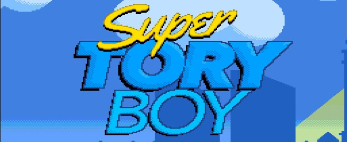 Sidetrack time: Super Tory Boy