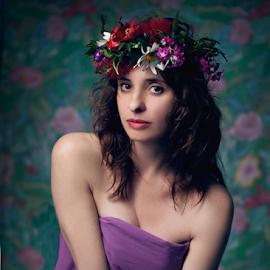 by Jenelle Rayson - People Portraits of Women