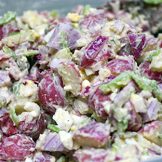 Rosanne Cash's Americana Potato Salad
