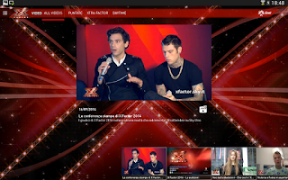 Screenshot of X Factor 2014