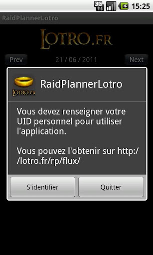 RaidPlannerLotro