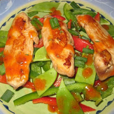 Thai Style Chicken Salad