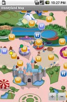Screenshot of Disneyland California Maps