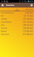 Screenshot of Etihad Mobile