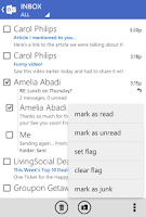 Screenshot of Outlook.com