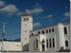 church in Playa de Carmen