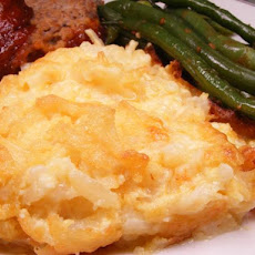 Heavenly Hash Brown Casserole