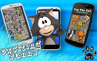 Screenshot of Tap the Cat – Pocket Street