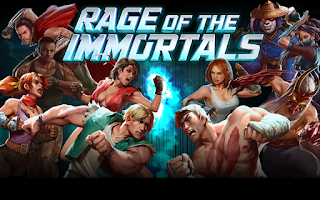 Screenshot of Rage of the Immortals