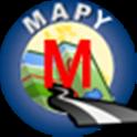 Parma offline map & metro icon