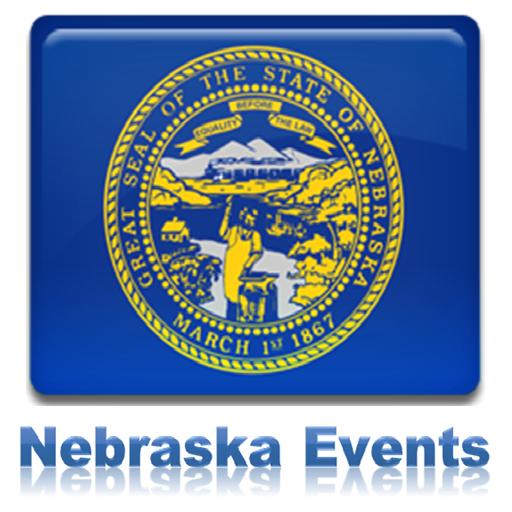 Nebraska Events LOGO-APP點子