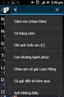 Screenshot of Dân Chơi Guitar : học & chơi