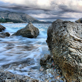 Beautiful beaches of Dubrovnik by Dalia Kager - Landscapes Beaches