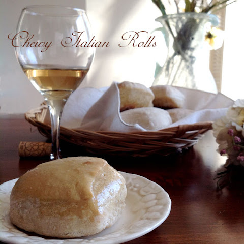 Chewy Italian Rolls from the King Arthur Flour Catalog, February 2014