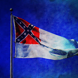 Heart of Dixie by Diane Merz - Artistic Objects Other Objects