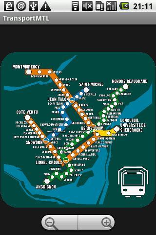 Transport Montreal