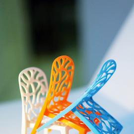 Miniature Chairs by Alice Chia - Artistic Objects Toys (  )
