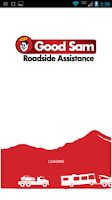 Screenshot of Good Sam Roadside Assistance