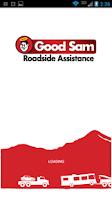 Screenshot of Good Sam Roadside Assistance