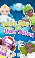 Screenshot of Baby Spa & Hair Salon