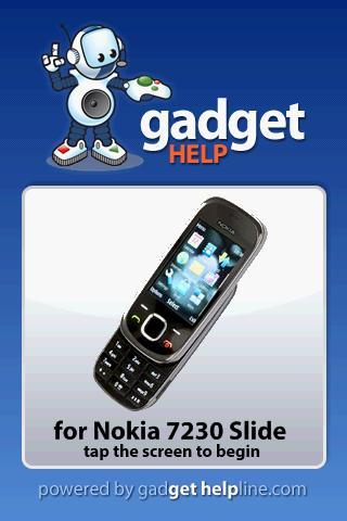 Nokia 7230 Slide - Gadget Help