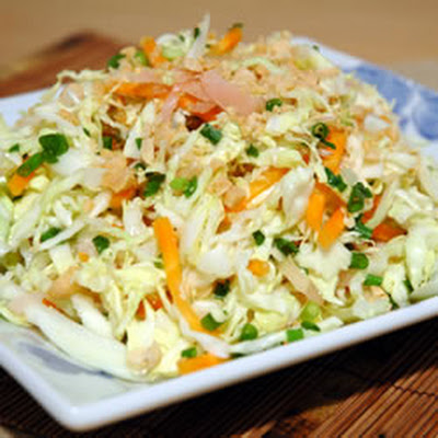 Ginger-Cabbage Salad