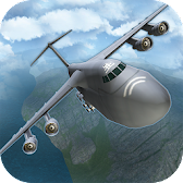 War Plane Flight Simulator APK Icon