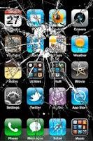 Screenshot of Broken Screen