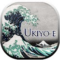 Japanese Ukiyo icon