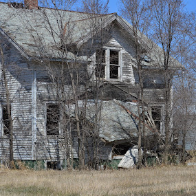 by Sandy Miller - Buildings & Architecture Decaying & Abandoned