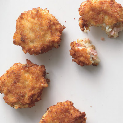 Ham and Rice Croquettes