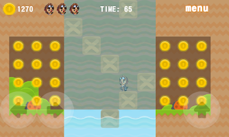 Screenshot of Super Max World