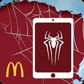 El Hombre-Araña en McDonald's