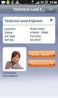 Screenshot of Sabeo IT Jobs