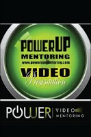 Screenshot of PowerUP Video Mentoring App