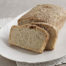 Kneadlessly Simple Easy Oat Bread