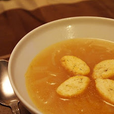 Easy Onion Soup