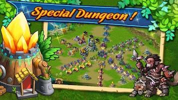 Screenshot of Magic Era